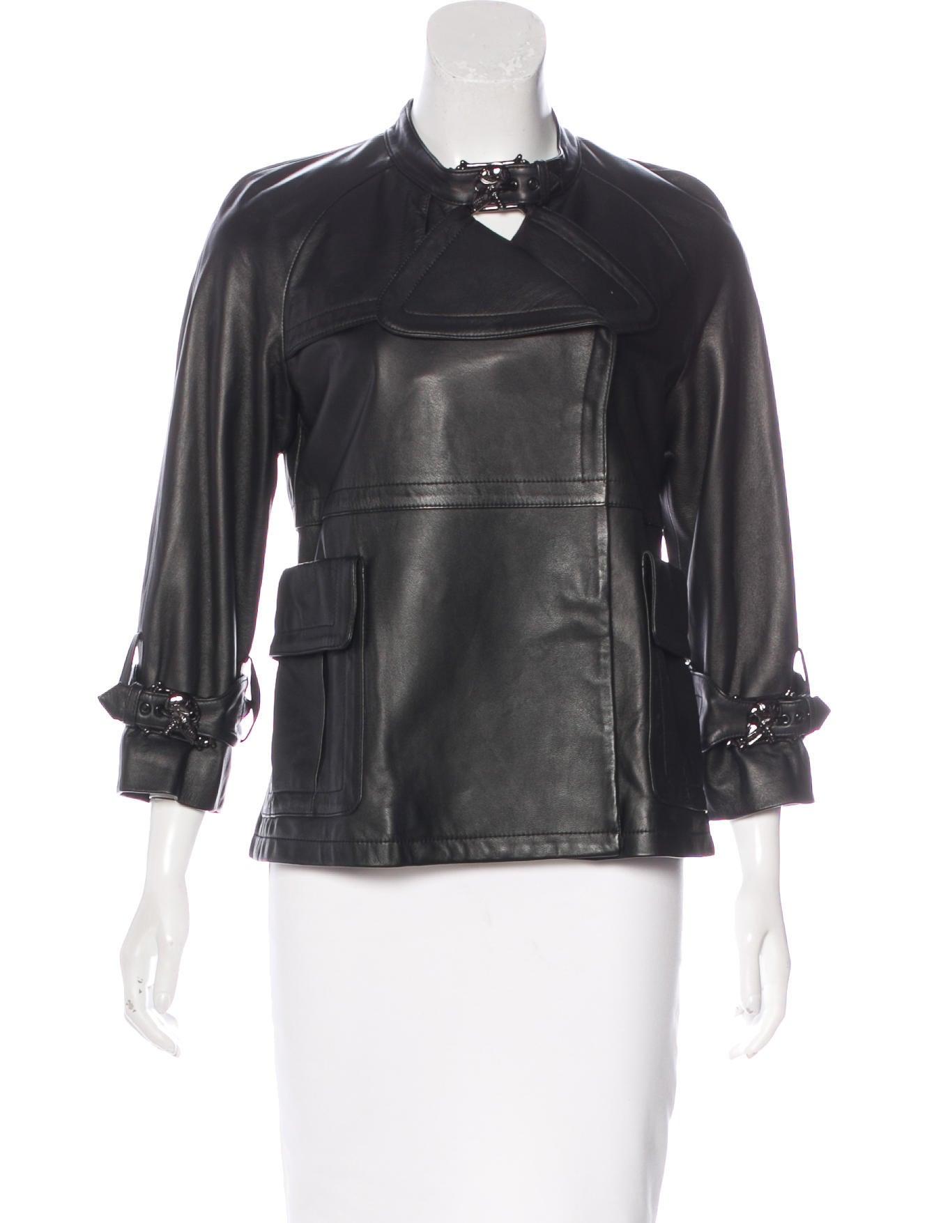 Thomas wylde leather jacket
