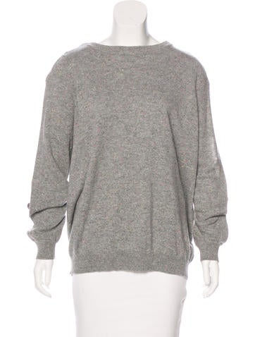 Thomas Wylde Cashmere Oversize Sweater w/ Tags None