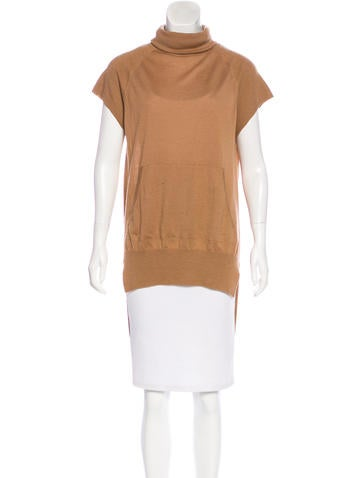 Thomas Wylde Cashmere High-Low Tunic w/ Tags None