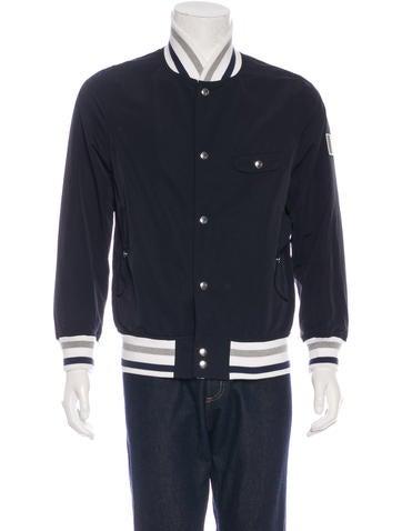 Thom Browne Varsity Bomber Jacket None
