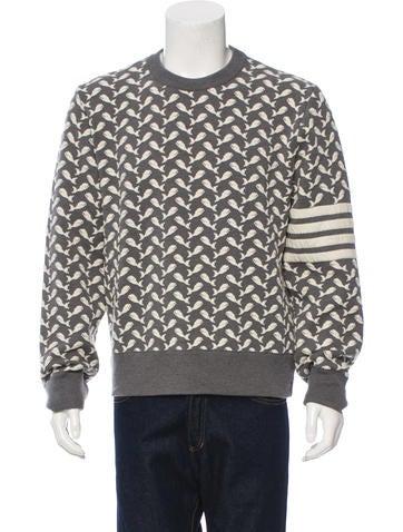 Wool Whale Sweater 114