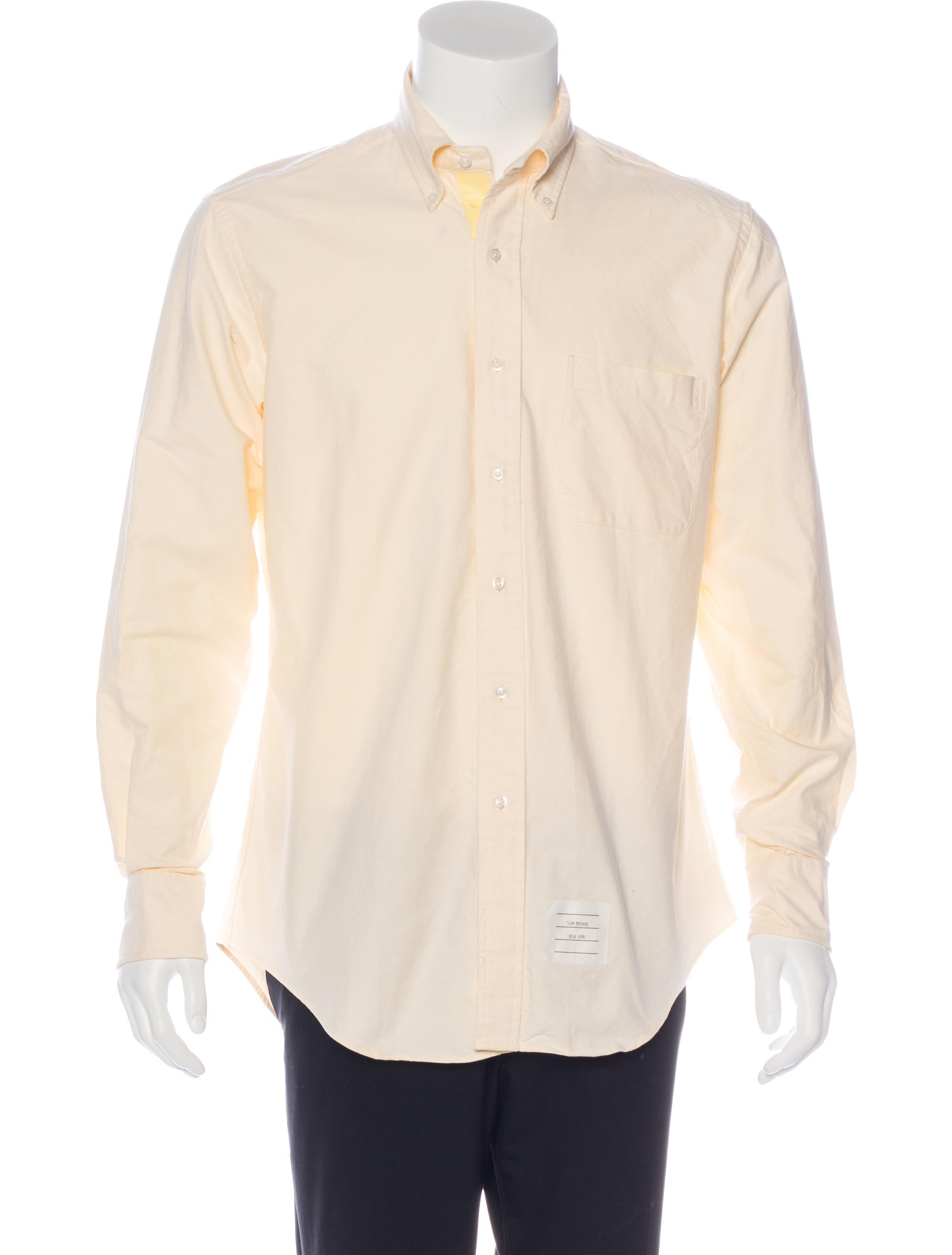 Thom browne woven oxford shirt w tags clothing for Thom browne shirt sale