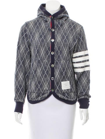 Thom Browne Casual Knit Jacket None