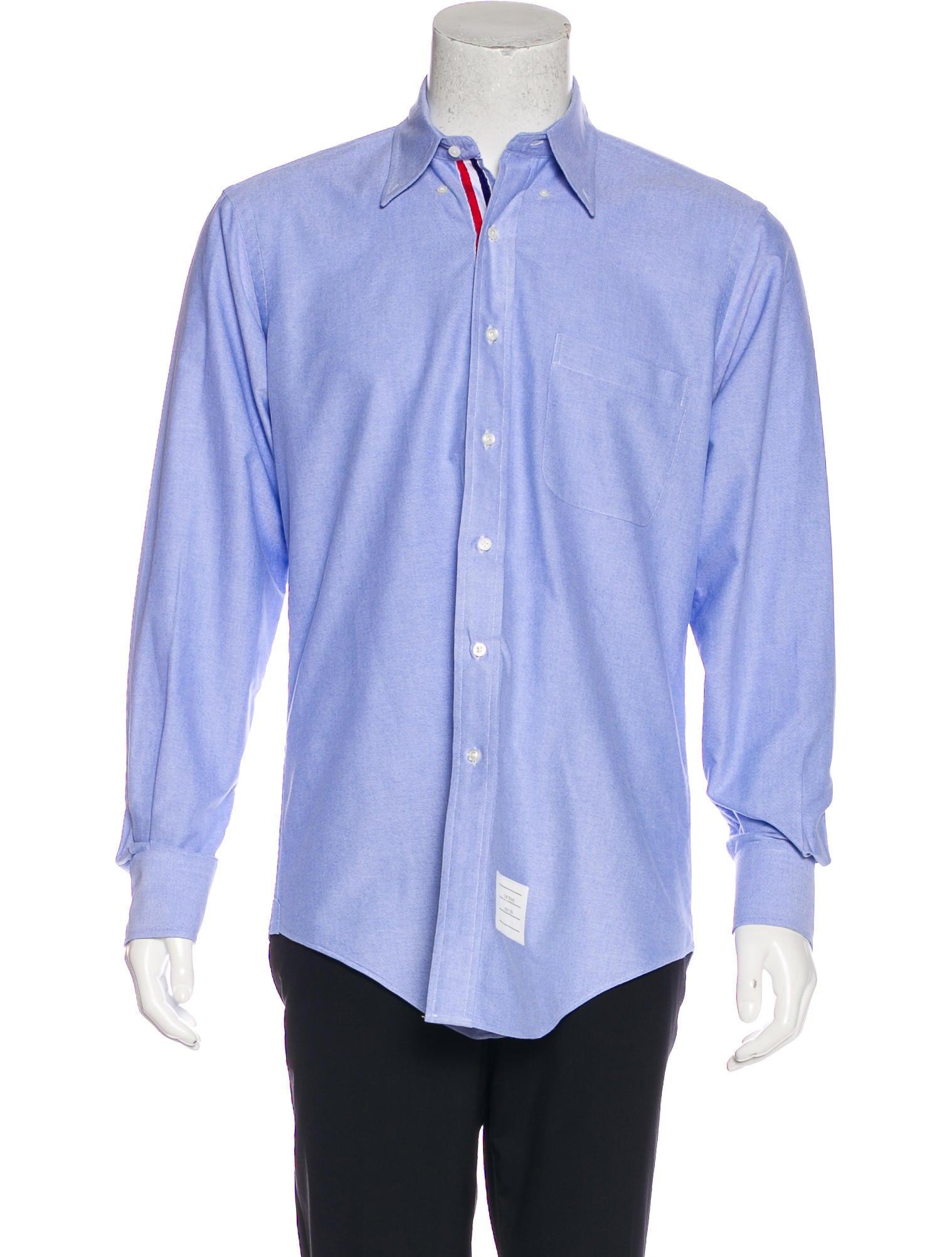 Thom browne classic oxford shirt clothing tho22271 for Thom browne shirt sale