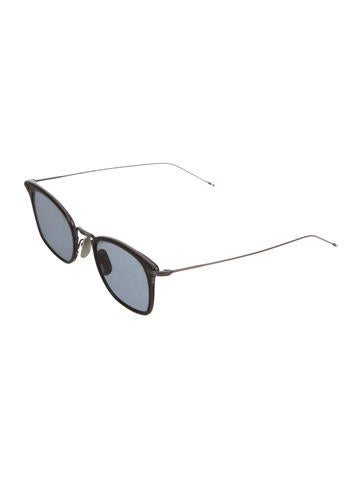 23dc0e03bad2 Thom Browne. Square Tinted Sunglasses