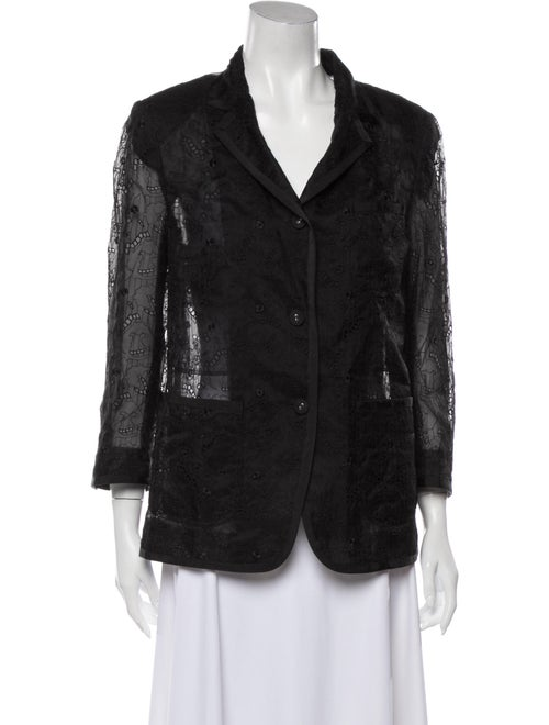Thom Browne Blazer Black
