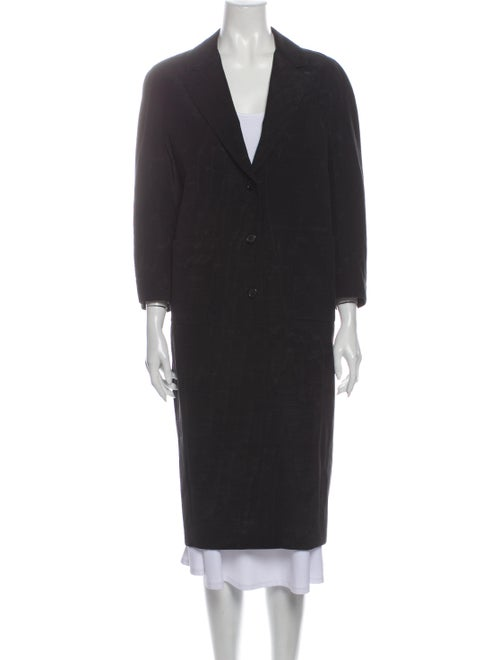Thom Browne Coat Black