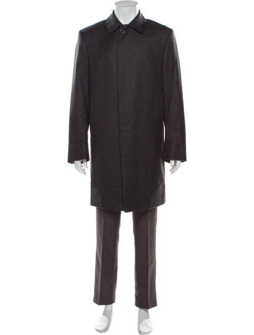 Thom Browne Overcoat Grey