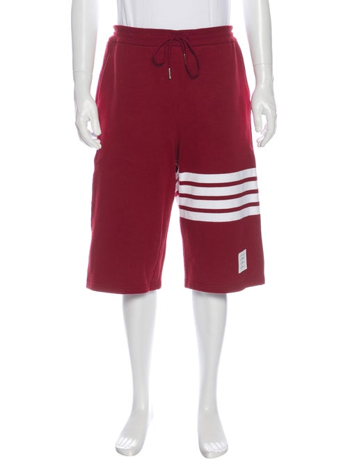 Thom Browne Shorts Red