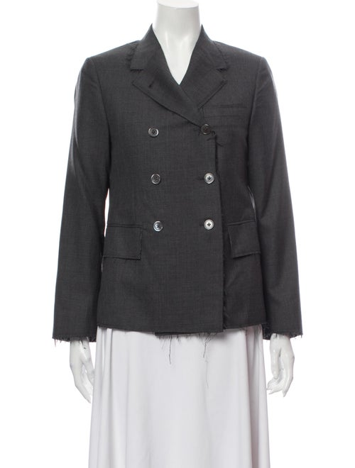 Thom Browne Blazer Grey