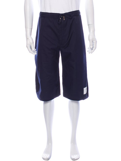 Thom Browne Athletic Shorts Blue