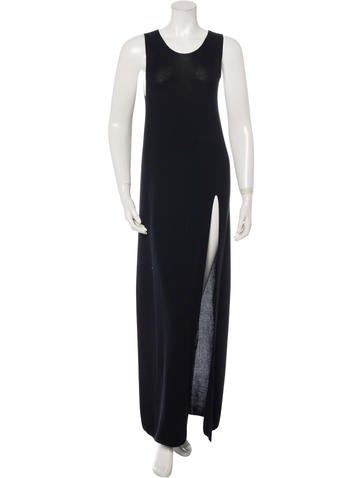 The Row Maxi Knit Dress None