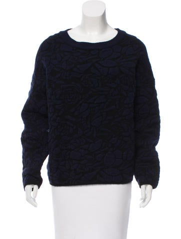 The Row Aertes Wool-Blend Sweater w/ Tags None