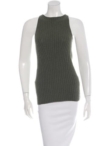 The Row Cashmere Sleeveless Top w/ Tags None