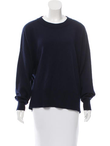 The Row Cashmere Oversize Sweater None