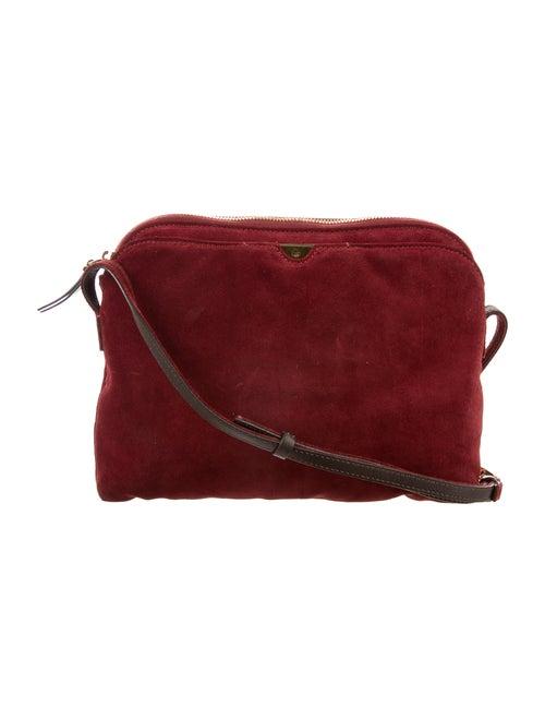 e58b502e0 The Row Suede Multi-Pouch Crossbody Bag - Handbags - THR30356   The ...