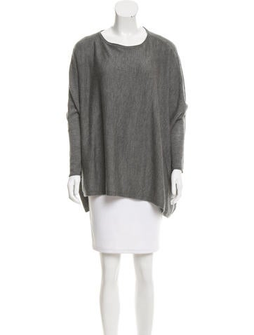 The Row Oversize Cashmere Sweater w/ Tags None
