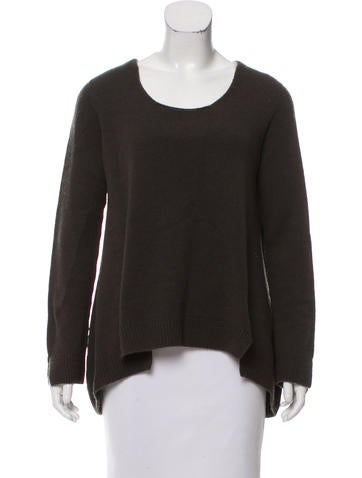 The Row Oversize Long Sleeve Sweater None