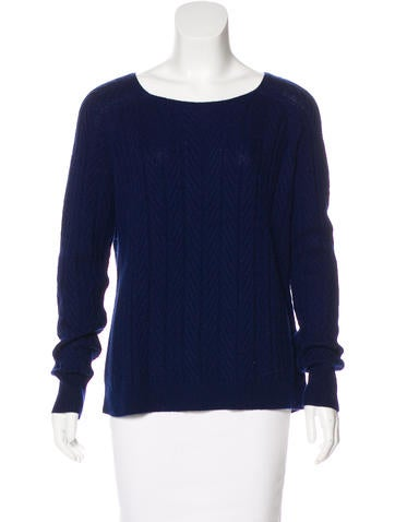 The Row Knit Crew Neck Sweater None