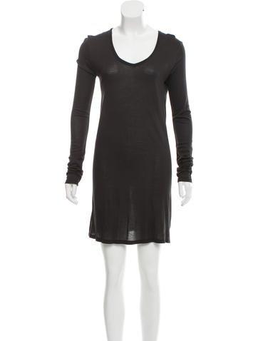 The Row Casual Mini Dress None