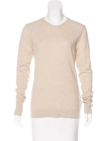 The Row Wool Knit Sweater None