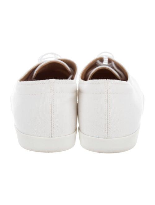e5ac30057c65 The Row Dean Canvas Tennis Shoes - Shoes - THR36009