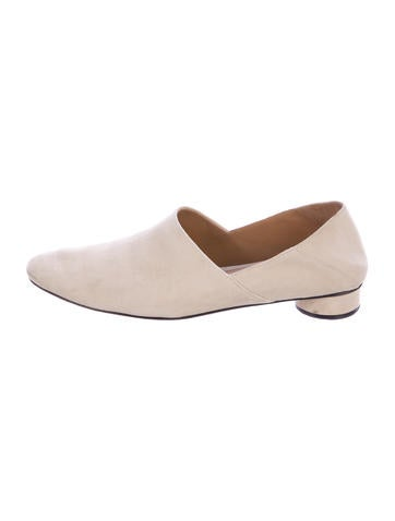 The Row Noelle Round-Toe Loafers footlocker pictures cheap online cheap best seller wholesale online rOq9MXH