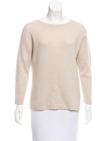 The Row Cashmere Crew Neck Sweater None