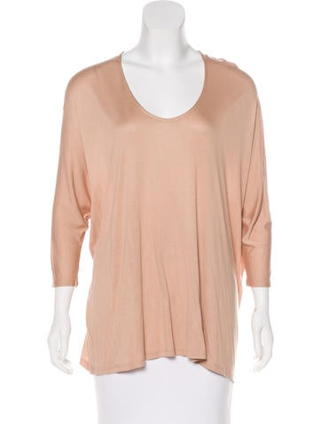 The Row Oversize Dolman Sleeve T-Shirt w/ Tags None