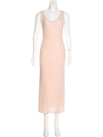 The Row Cashmere Sleeveless Dress w/ Tags None