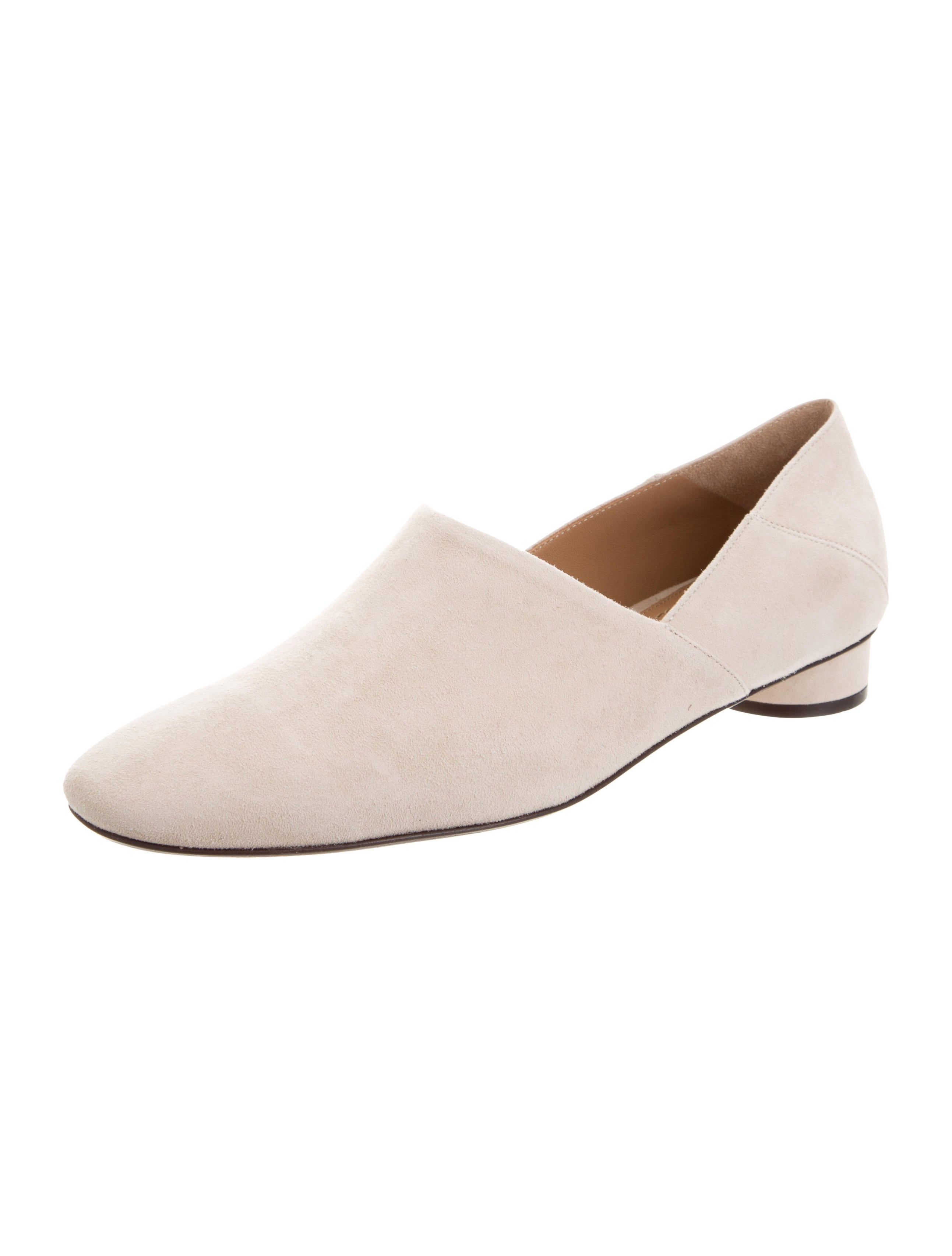 The Row Noelle Round-Toe Loafers w/ Tags clearance 2015 new eFb3Zaboz