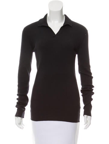 The Row Imona Rib Knit Top w/ Tags None