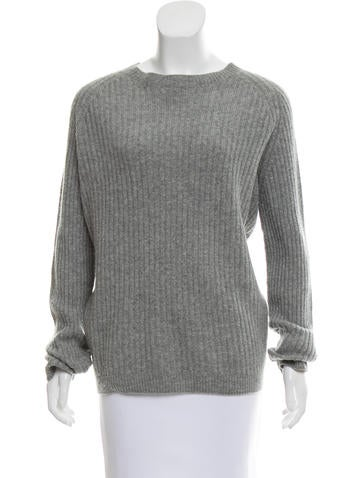 The Row Long Sleeve Sweater None