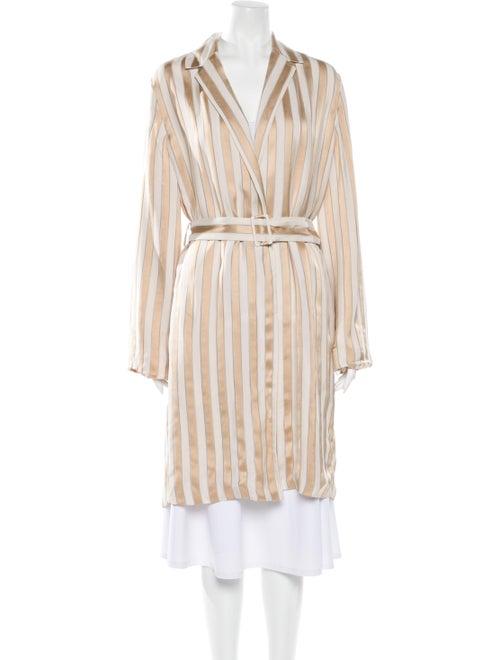 The Row Striped Coat
