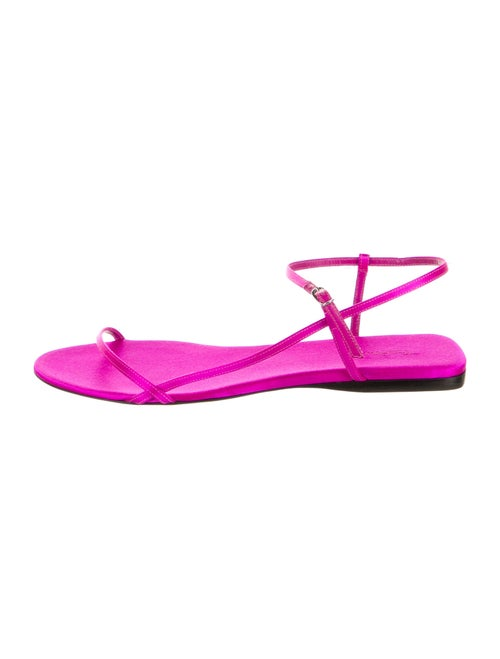 The Row Sandals Pink