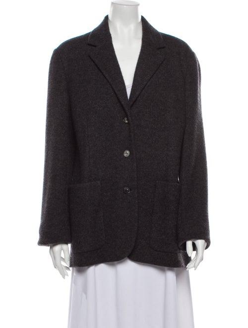 The Row Coat Grey