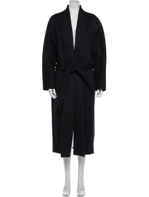 The Row Trench Coat Blue - image 1