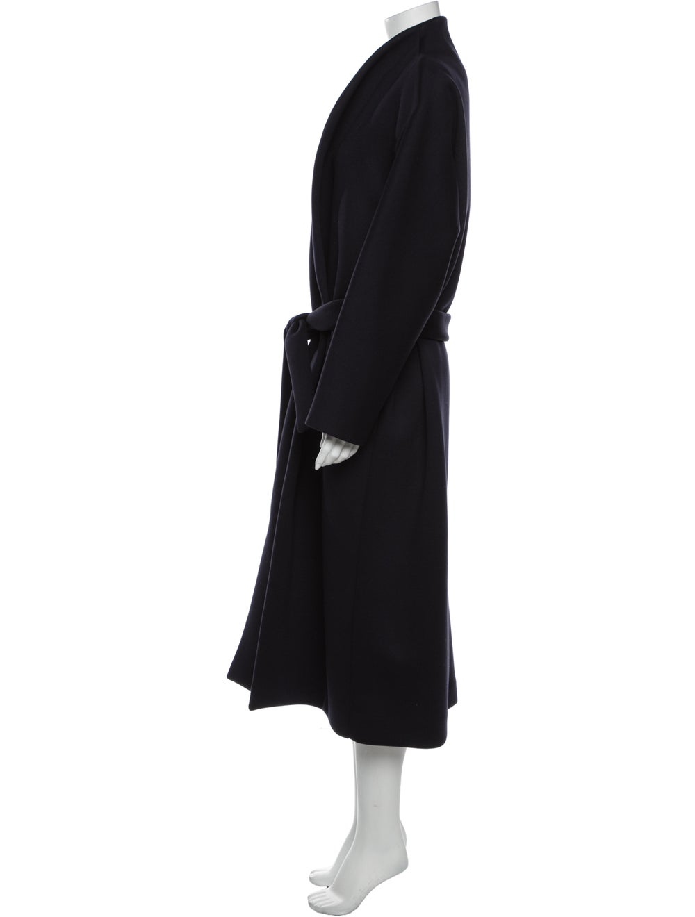 The Row Trench Coat Blue - image 2