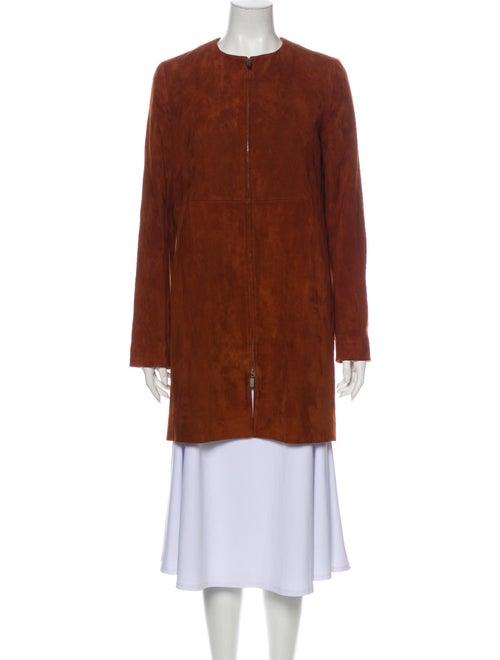 The Row Coat Brown