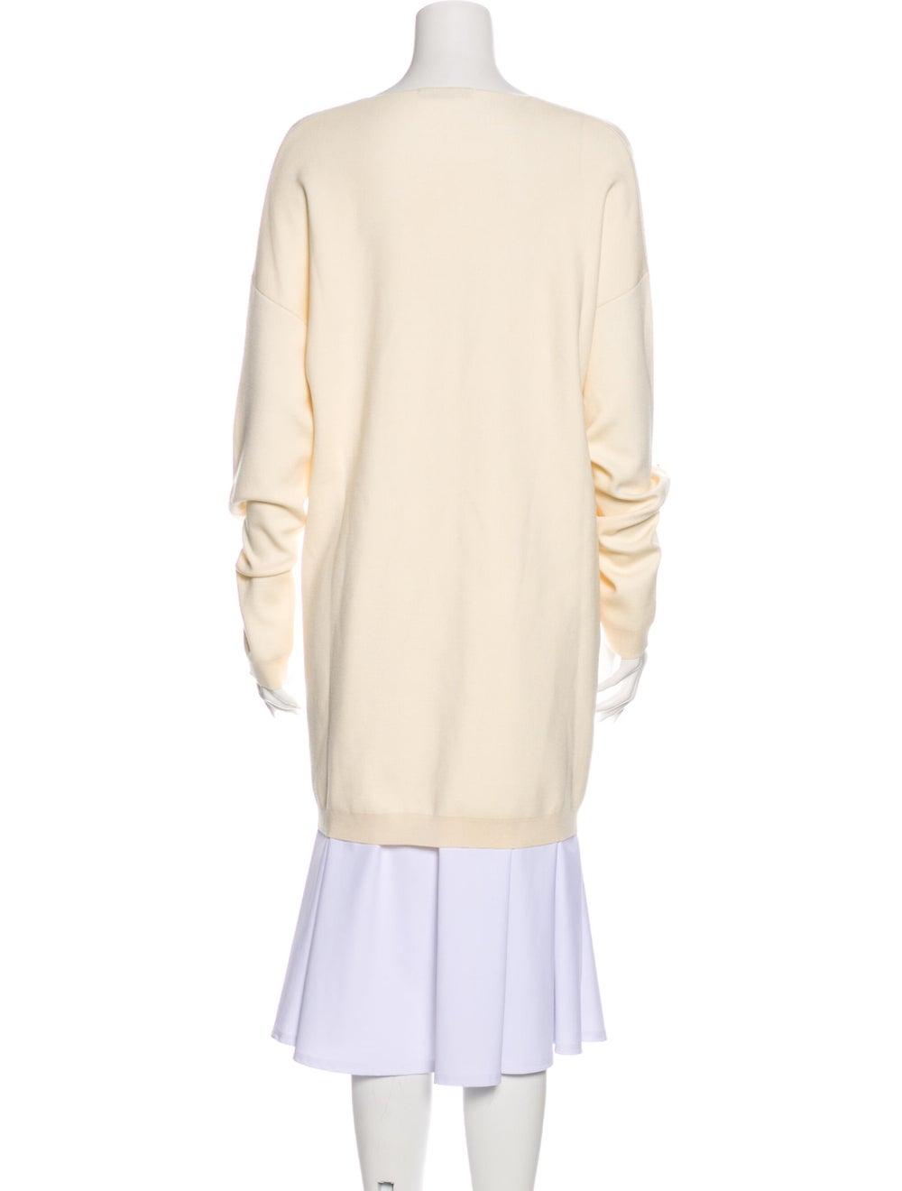 The Row V-Neck Sweater - image 3