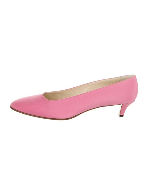 The Row Pumps Pink