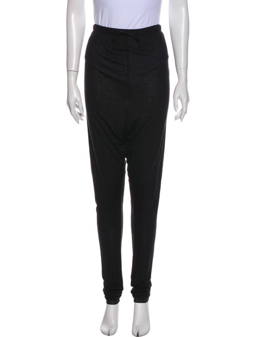 The Row Sweatpants Black