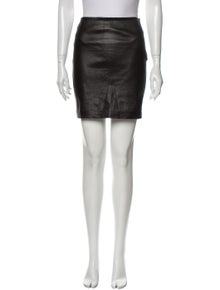 The Row Mini Skirt
