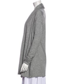 The Row Open Front Sweater