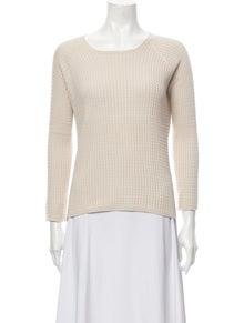 The Row Scoop Neck Sweater