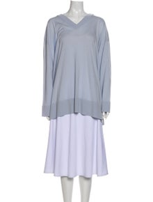 The Row Sabrinah Virgin Wool Sweater