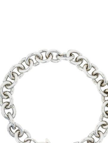 Heart Tag Bracelet