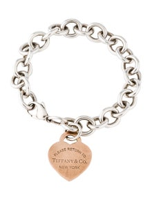 3e805cabbb339 Tiffany & Co. Bracelets | The RealReal