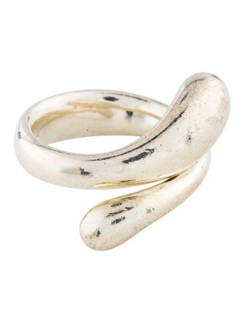 Tiffany & Co. Elsa Peretti Teardrop Ring silver