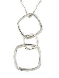Torque Pendant Necklace image 1